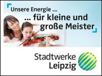 Unsere Energie - für kleine und große Meister. Stadtwerke Leipzig.